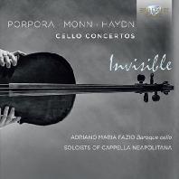 인비저블 (INVISIBLE) - 포르포라, 몬, 하이든 첼로 협주곡집