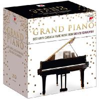 GRAND PIANO: BEST LOVED CLASSICAL PIANO MUSIC FROM BACH TO TCHAIKOVSKY [그랜드 피아노]
