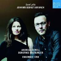 SMALL GIFTS/ ANDREAS SCHOLL, DOROTHEE OBERLINGER [바흐: 칸타타, 협주곡 - 도로테 오베를링거 & 안드레아스 숄]