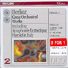 HECTOR BERLIOZ - GREAT ORCHESTRAL WORKS/ DAVIS