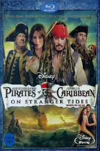 캐리비안의 해적 4: 낯선 조류 [PIRATES OF THE CARIBBEAN: ON STRANGER TIDES] [12년 9월 월트디즈니 블루레이 3차 할인행사]