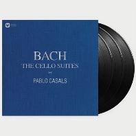 THE CELLO SUITES/ PABLO CASALS [바흐: 무반주 첼로 모음 전곡 - 파블로 카잘스] [180G LP]