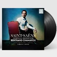PIANO CONCERTOS NOS.2 & 5/ BERTRAND CHAMAYOU, EMMANUEL KRIVINE [생상스: 피아노 협주곡 2, 5번 - 샤마유] [LP]