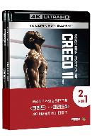 크리드+크리드 2 [4K UHD+BD] [더블팩 프로모션] [CREED]