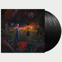 "STRANGER THINGS 3: THE NETFLIX ORIGINAL SERIES [기묘한 이야기 시즌 3] [2LP+7"" SINGLE]"