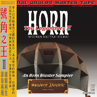 THE LEGENDARY HORN 2: AN HORN BLASTER SAMPLER [WESTERN ELECTRIC SOUND] [SILVER ALLOY] [한정반]