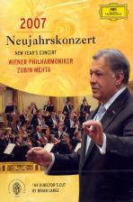 2007 신년음악회: 빈 필하모닉/ 주빈 메타 [NEW YEAR`S CONCERT 2007/ <!HS>ZUBIN<!HE> MEHTA]