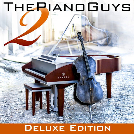 THE PIANO GUYS 2 [CD+DVD] [DELUXE EDITION]