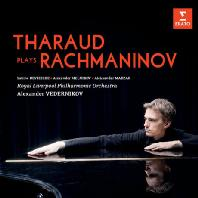 PLAYS RACHMANINOV/ ALEXANDRE THARAUD, ALEXANDER VEDERNIKOV [라흐마니노프: 피아노 협주곡 외 - 알렉상드르 타로]