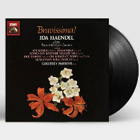 BRAVISSIMA!: PLAYS FAVOURITE VIOLIN ENCORES/ GEOFFREY PARSONS [LP] [이다 헨델: 브라비시마 - 유명 앙코르]