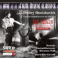 THE GADFLY: COMPLETE ORIGINAL SCORE/ MARK FITZ-GERALD [쇼스타코비치: 등애 - 1965년 오리지널 스코어 전곡]