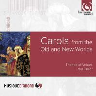 CAROLS FROM THE OLD & NEW WORLDS/ PAUL HILLIER [전통과 현대의 캐롤]