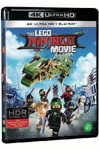 레고 닌자고 4K UHD+BD [THE LEGO NINJAGO MOVIE]