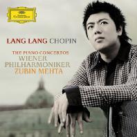 THE PIANO CONCERTOS/ LANG LANG, ZUBIN MEHTA [쇼팽: 피아노 협주곡 1, 2번 - 메타, 랑랑]