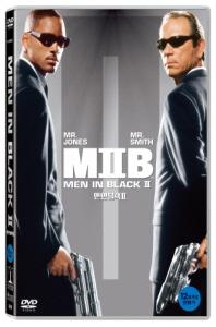 맨 인 블랙 2 [MAN IN BLACK 2] [13년 5월 애프터 어스 개봉기념 할인행사] [1disc]