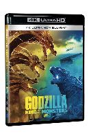 고질라: 킹 오브 몬스터 4K UHD+BD [GODZILLA: KING OF THE MONSTERS]