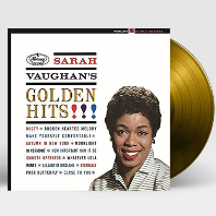 SARAH VAUGHAN - GOLDEN HITS [180G GOLD LP] [한정반]*