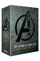 어벤져스 4 무비 컬렉션 [THE AVENGERS ASSEMBLED: COMPLETE 4 MOVIE COLLECTION]