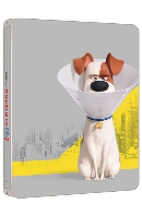 마이펫의 이중생활 2 [4K UHD+BD] [스틸북 한정판] [THE SECRET LIFE OF PETS 2]