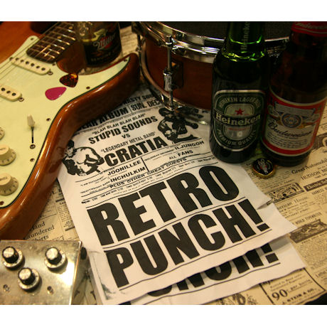 RETRO PUNCH!
