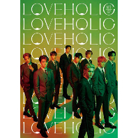 LOVEHOLIC [JAPAN 2ND MINI ALBUM] [CD+BD] [한정반]