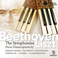 THE SYMPHONIES: PIANO TRANSCRIPTIONS BY LISZT [베토벤: 교향곡 전곡(리스트 피아노 편곡)]