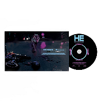 장우혁 - HE (DON`T WANNA BE ALONE)[MINI CD]*