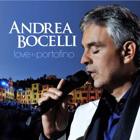 ANDREA BOCELLI - LOVE IN PORTOFINO [CD+DVD] [안드레아 보첼리: 포르토피노 공연실황]
