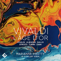 L`AGE D`OR/ LE CONCERT IDEAL, MARIANNE PIKETTY [비발디: 황금 시대 - 르 콩세르 이데알]