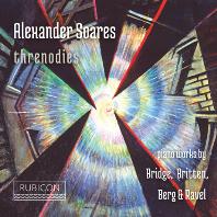 THRENODIES: PIANO WORKS BY BRIDGE, BRITTERN, BERG & RAVEL/ ALEXANDER SOARES [비가: 브릿지, 브리튼, 베르크, 라벨 - 알렉산더 소아레스]