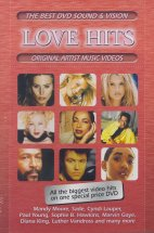 LOVE HITS/ THE BEST DVD SOUND & VISION