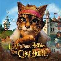 LA VERITABLE HISTOIRE DU CHATT BOTTE [장화신은 고양이: 디 오리지널] [디지팩]