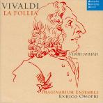 ANTONIO VIVALDI - LA FOLLIA: VIOLIN SONATAS/ IMAGINARIUM ENSEMBLE  ENRICO ONOFRI
