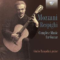 COMPLETE MUSIC FOR GUITAR/ GIULIO TAMPALINI [모차니 & 레스피기: 기타 음악 전곡 - 줄리오 탐팔리니]