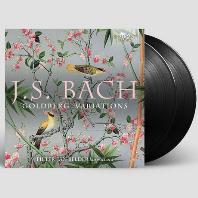 J.S.BACH - GOLDBERG VARIATIONS[바흐: 골드베르그 변주곡 - 피터 얀 벨더] [180G 2LP][EU수입]*
