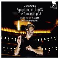 SYMPHONY NO.1 & THE TEMPEST OP.18/ PABLO HERAS-CASADO [차이코프스키: 교향곡 1번 <겨울날의 환상>, 환상 서곡 <템페스트>]