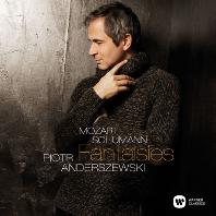 FANTASIES/ PIOTR ANDERSZEWSKI [CD+DVD] [모차르트 & 슈만: 환상곡 - 표트르 안데르체프스키] [디지팩]