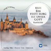 EIN FESTE BURG IST UNSER GOTT: KANTATEN/ WOLFGANG GONNENWEIN [INSPIRATION] [바흐: 칸타타 <내주는 강한 성이요>]