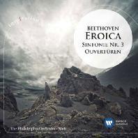 EROICA SINFONIE NO.3 & OUVERTUREN/ RICCARDO MUTI [INSPIRATION] [베토벤: 교향곡 3번 <에로이카>, 헌당식, 피델리오 서곡]