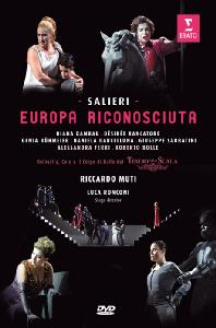 EUROPA RICONOSCIUTA/ RICCARDO MUTI [살리에리: 에우로파 리코노시우타 - 담라우 & 무티]