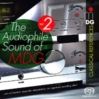THE AUDIOPHILE SOUND OF MDG VOL.2 [SACD HYBRID]