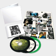 THE BEATLES: WHITE ALBUM [50TH ANNIVERSARY] [DELUXE]