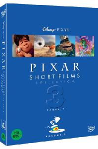 픽사 단편 애니메이션 VOL.3 [PIXAR SHORT FILMS COLLECTION 3]