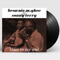 BLUES IN MY SOUL [LP]