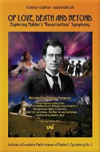 OF LOVE DEATH AND BEYOND: EXPLORING MAHLER`S RESURRECTION SYMPHONY [말러 교향곡 2번: 다큐멘터리+실황]