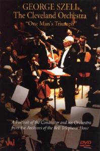 ONE MAN`S TRIUMPH: GEORGE SZELL & THE CLEVELAND <!HS>ORCHESTRA<!HE> [조지 셀: 다큐멘터리]