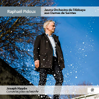 CELLO CONCERTO NOS.1 & 2/ RAPHAEL PIDOUX [하이든: 첼로 협주곡 1, 2번 - 라파엘 피두]