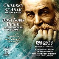 CHILDREN OF ADAM & DONA NOBIS PACEM/ STEVEN SMITH [베이츠: 아담의 후손들 & 본 윌리암스: 주여 평화를 주소서 - 스티븐 스미스]