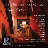 THE ORCHESTRAL ORGAN/ JAN KRAYBILL [오케스트라 오르간 - 얀 크레이빌]