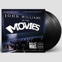 AT THE MOVIES/ DALLAS WINDS, JERRY JUNKIN [존 윌리엄스: 윈드 심포니로 듣는 영화음악 - 댈러스 윈드 밴드] [180G LP]